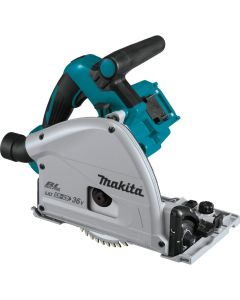 Makita XPS02ZU 36V Brushless Cordless 6_1/2-In Plunge Circular Saw