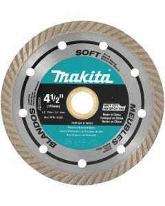 """Makita A-94633 4.5"""" Turbo Rim Diamond Masonry Blade NEW"""
