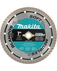 Makita A-94649 7-Inch Turbo Rim Diamond Masonry Blade NEW