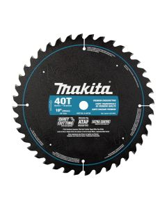 Makita A-94758 Ultra Coated 40T 10-inch Premium Crosscutting Miter Saw Blade