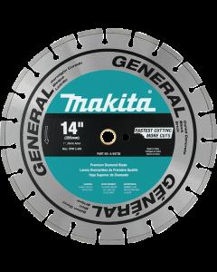 "Makita A-94736 Diamond Blade for DPC7311 Saw 14"" BRAND NEW"