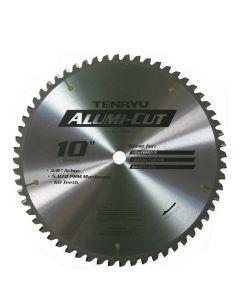 Tenryu AC-25560DN 10-inch Carbide Tipped Saw Blade (60 Tooth TCG Grind - 5/8-inch Arbor - 0.087 Kerf)
