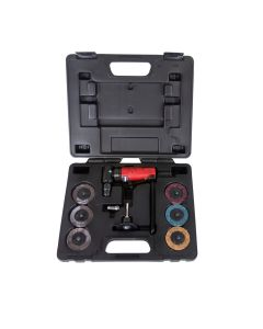 Chicago Pneumatic CP875K Mini Angled Pneumatic Die Grinder Kit