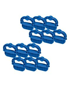 Kreg DECKSPACER-B Deck Jig Spacer Rings 5/16-Inch Blue - 12 PK