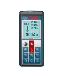Bosch GLM 100 C 330-Feet/100-Meters Battery Operated Bluetooth Laser Measure