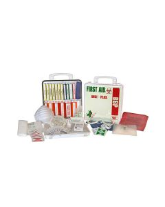 Certified Safety Manufacturing K606-217 ANSI-Plus Medical First Aid Kit