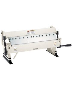 "Shop Fox M1011 Box/Pan Brake 24"" 20ga Mild Steel Max"