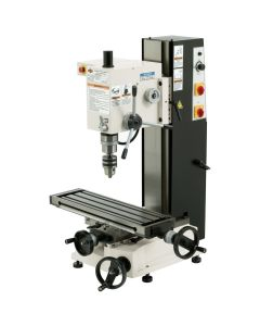 "Shop Fox M1110 Variable Speed 6"" x 21"" Dovetail Mill/Drill"