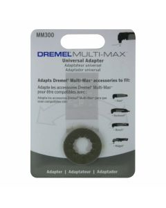 Dremel MM300 Multi-Max Universal Oscillating Tool Adapter