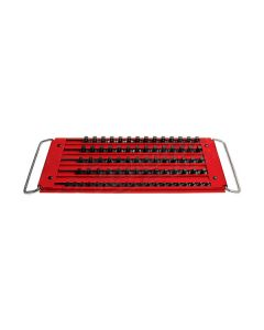 MTS Red Socket Tray