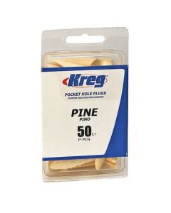 "Kreg P-PIN-50 3/8"" Max Pine Plugs - 50 count"