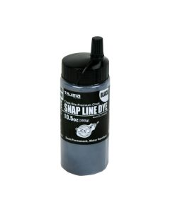 Tajima PLC3-BK300 10.5 Oz Water Repellent Semi-Permanent Snap-Line Dye, Black