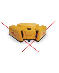 Pacific Laser Systems PLS PLSFT90 FT 90 Floor & Tile Square Layout Tool Fixed-Base Line Laser