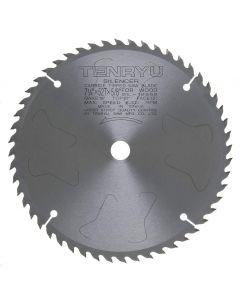 "Tenryu SL-18552 Silencer 7-1/4"" 52T Carbide Tipped Saw Blade"