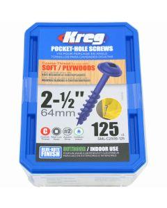 Resistant Pocket Hole Screws