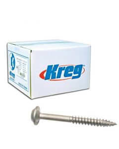 Kreg 1-1/4 In. #7 Fine Pocket Hole Screws 5000 Pack