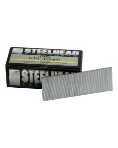 Steelhead STB18134 18-Gauge 1-3/4-inch Galvanized Nail Brads, 5,000-Pack