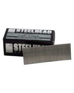 Steelhead STB18134SS 18-Gauge 1-3/4-inch Stainless Steel Brad Nails, 5,000-Pack
