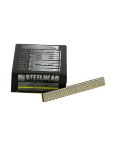 Steelhead STL10 18-Gauge 1/4-inch by 5/8-inch Galvanized Staples, 5,000-Pack