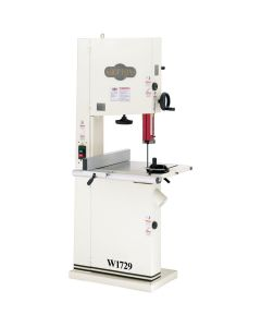 "Shop Fox W1729 2 HP 1725 RPM Vertical 19"" Bandsaw"