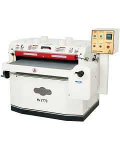 "Shop Fox W1772 - 10 HP 37"" Drum Sander"