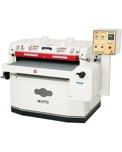 "Shop Fox W1773 15 HP 3-Phase 37"" Drum Sander"