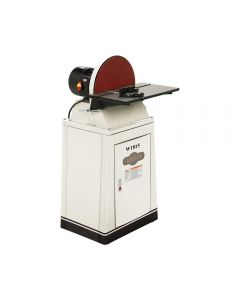 1-1/2 HP 220V 1725 RPM 15-inch Disc Sander with Brake