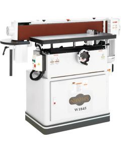 Shop Fox W1845 6-In. by 108-In. Oscillating Edge Sander 3 HP