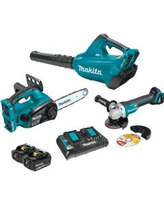 Makita XT274PTX 18V X2 (36V) LXT Lithium_Ion Cordless 2_Pc. Combo Kit (5.0Ah)