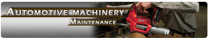 Machinery Maintenance Products