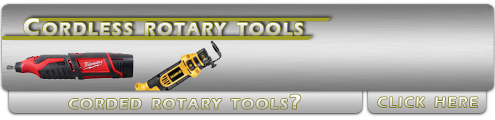 Battery Operated Rotary Tools