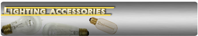 Light Bulbs and Lighting Accessories