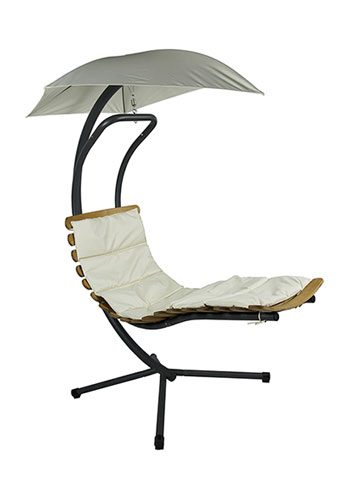 Lounge Chair With Canopy
