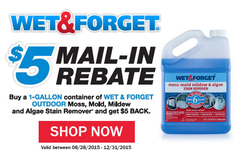 $5 Mail-in-Rebate