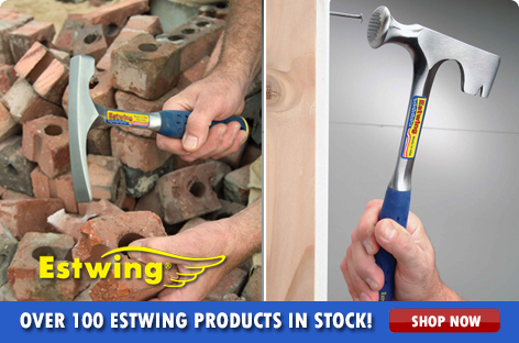 Over 100 Estwing Products in Stock