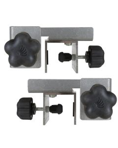 *DISCONTINUED* FastCap 02254 Ajustable Aluminum Drawer Front Clamps - 2-Pack