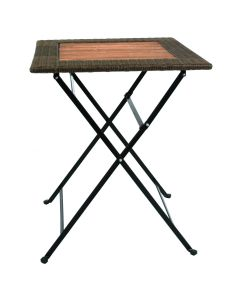 Foldable Patio Table by Generic