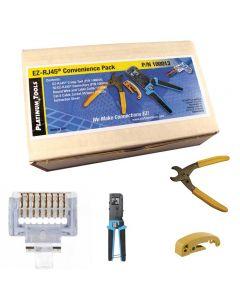The Platinum Tools 100012 Crimp Termination Kit