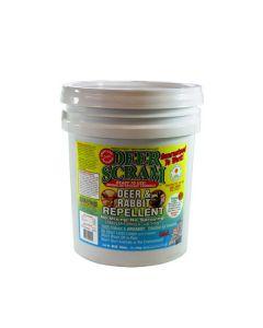 Deer Scram 1025 Deer And Rabbit Repellent - 25 Pounds