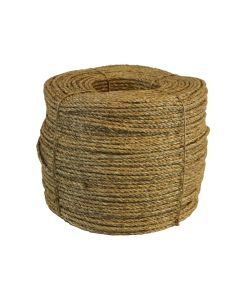 CWC 200015 1/4 Inch Twisted General Purpose Manilla Natural Rope 2500 Feet Long