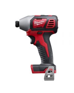 Milwaukee M18 18-Volt Lithium-Ion Cordless 1/4 in. Hex Impact Driver (Tool-Only)
