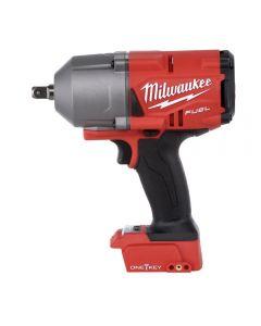 """Milwaukee 2862-20M18 FUEL ONE-KEY 18-V Brushless Cordless 1/2"""" Impact Wrench"""