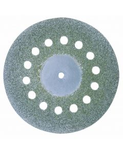 Proxxon 28846 1-1/2-inch Diamond Coated Cutting Cut-off Disc with Mandrel