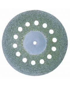 Proxxon 28846 1-1/2-inch Diamond Coated Cutting Cut-off Disc with Mandrel
