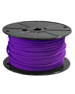 PNW Select 310804300 Purple Polyester Rope 1/8-in by 300-ft
