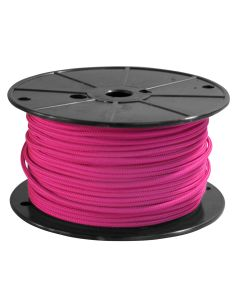 PNW Select 310805300 Pink Polyester Rope 1/8-in by 300-ft