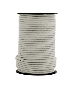 PNW Select 311601300 White Polyester Halter Rope 1/4-inch by 300-foot