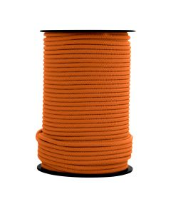PNW Select 311611300 Orange Polyester Halter Rope 1/4-inch by 300-foot