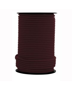 PNW Select 311612300 Burgundy Polyester Halter Rope 1/4-inch by 300-foot