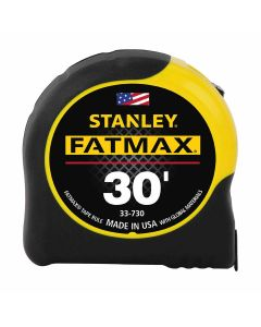 *DISCONTINUED* Stanley 33-730 30' FATMAX Industrial Grade BladeArmor Tape Measure